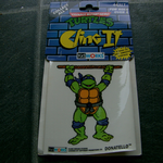 teenage mutant ninja turtles ( HERO TURTLES ) TMNT 1990 Clinc it Donatello window sticker @SOLD@